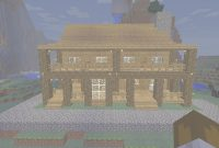 Lovely Minecraft Farmhouse 2Falcon01 On Deviantart for Review Minecraft Farmhouse Design