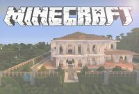 Lovely Minecraft: House + Download – Youtube inside Minecraft Cool Houses Download