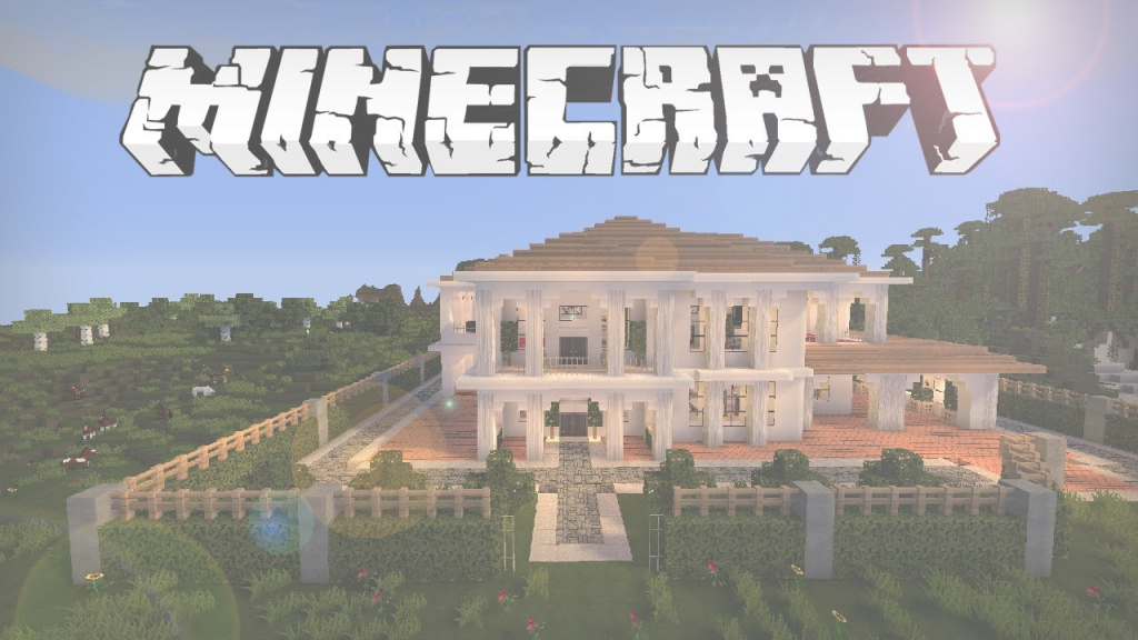 Lovely Minecraft: House + Download - Youtube inside Minecraft Cool Houses Download