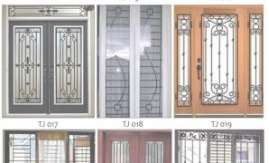 Unique Popular Window Grill Design 2018 6