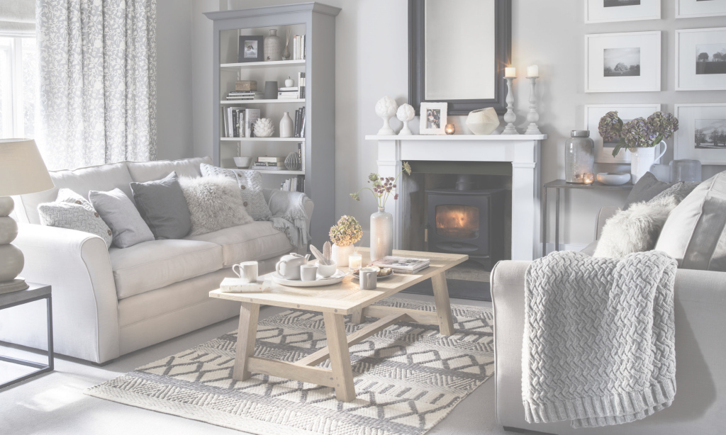Lovely Neutral Living Room Ideas | Ideal Home pertaining to New A Living Room