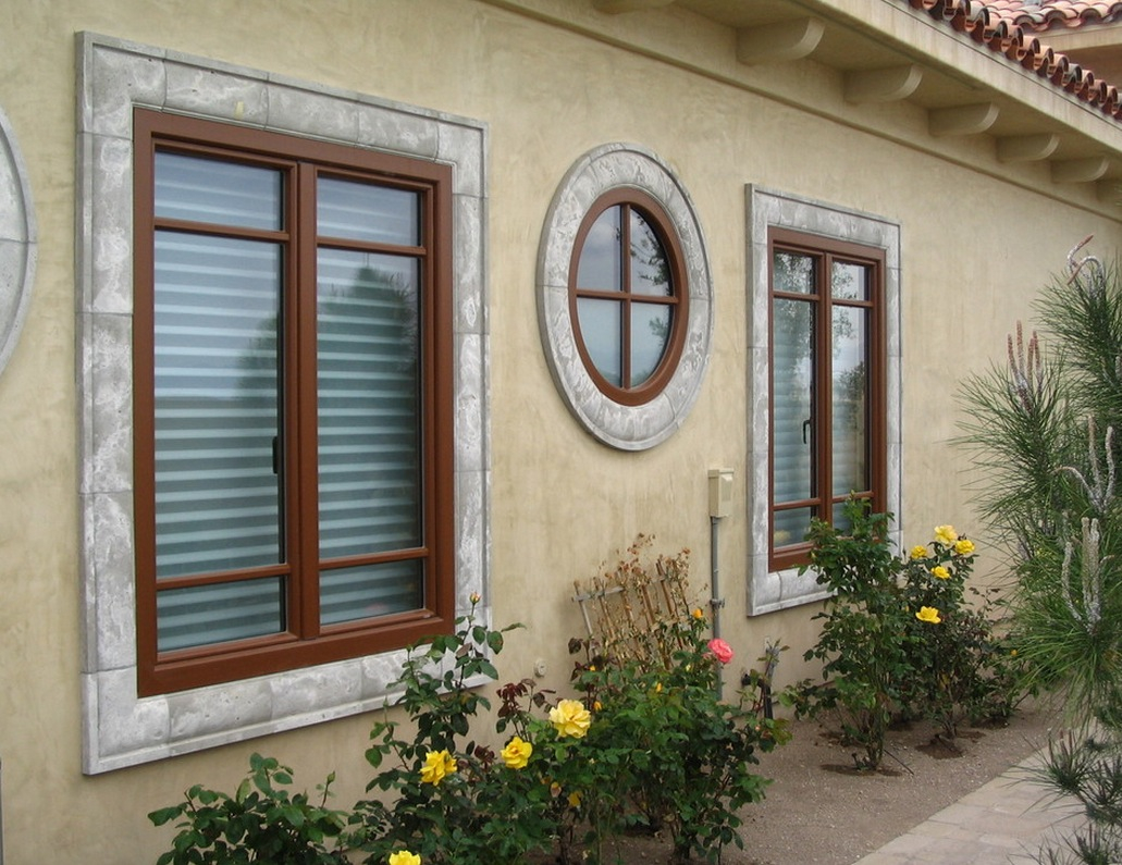 Lovely New House Window Styles Pictures - House Style Design for New House Window Design