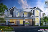 Lovely New Model Kerala House Designs – Petadunia for New House Plans In Kerala