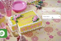 Lovely Order Custom Bakery Cakes With Publix Online Easy Ordering – Youtube pertaining to Luxury Baby Shower Cakes Publix