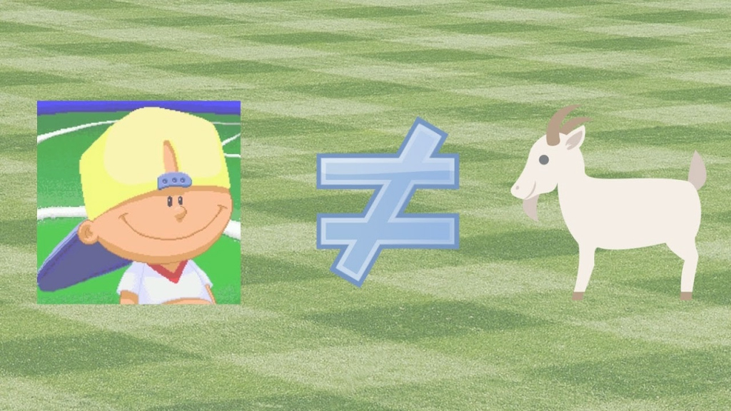 Lovely Pablo Sanchez Isn't The Goat??????? Backyard Baseball 2006 Season within Lovely Pablo Sanchez Backyard Baseball