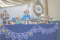 Lovely Prince Baby Shower Theme Ideas | Omega-Center – Ideas For Baby for Lovely Prince Themed Baby Shower Decorations