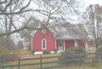 Lovely Red House 2 Photo Redhouse1 | Homes I Like | Pinterest | Red regarding Painting House White