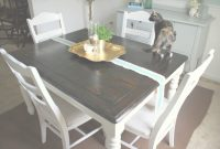 Lovely Refinishing The Dining Room Table – Shannon Claire for High Quality How To Refinish A Dining Room Table