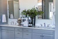 Lovely Restoration Hardware Bathroom Vanity Mirrors | Modern Bathroom inside Beautiful Bathroom Vanity Mirrors