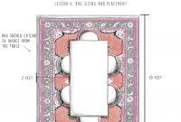 Lovely Rug Size Guide – Caitlin Wilson throughout Review Dining Room Layout
