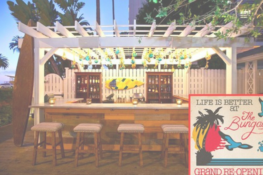 Lovely Samo's The Bungalow, Quenching Thirsts Again On Friday - Eater La intended for High Quality Bungalow Santa Monica