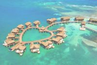 Lovely Sandals Resorts – The New Over The Water Villa Suites – Youtube throughout Sandals Over The Water Bungalows