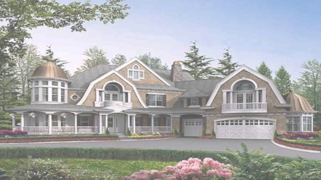 Lovely Shingle Style House Plans Small - Youtube in Shingle Style House Plans Small