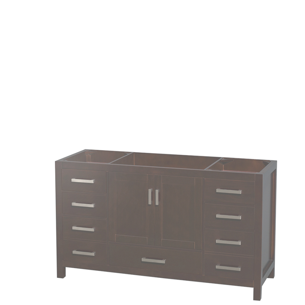 Lovely Shop Wyndham Collection Sheffield Freestanding Espresso X 22-In inside Luxury 59 Inch Bathroom Vanity