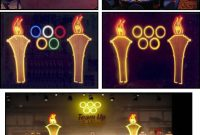 Lovely Showy Pics Photos Winter Olympic Med Party Ideas Similiar Winter within Olympic Themed Decorations