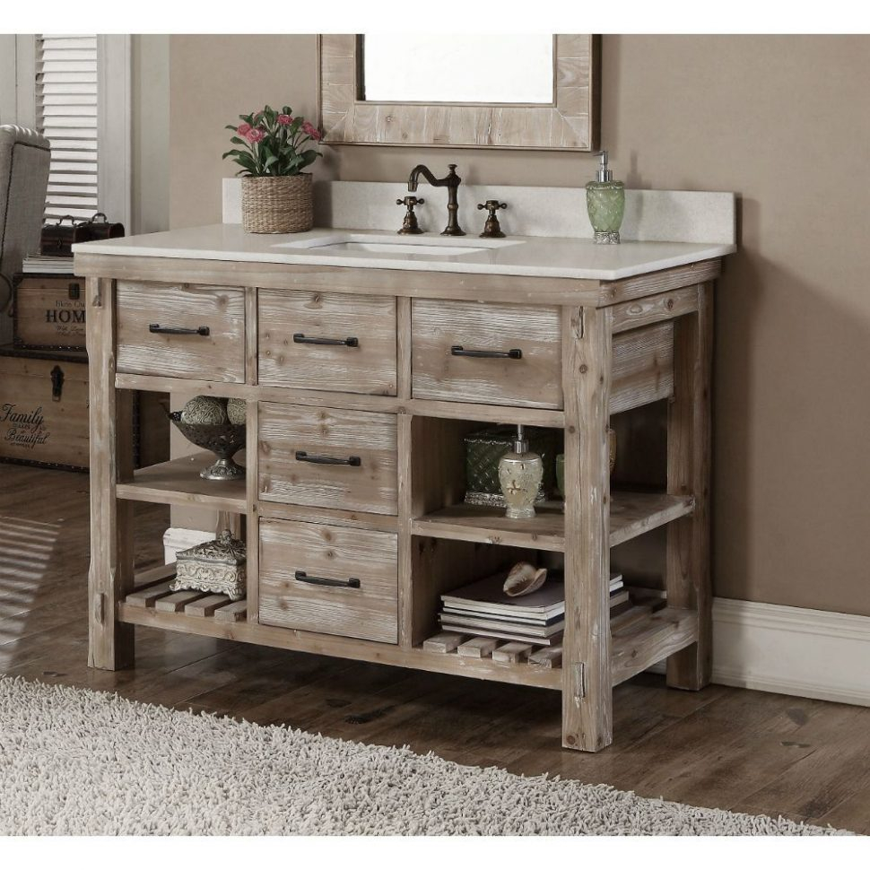 Lovely Sink : Bathroom Vanity No Sink Inch Single Top Custom Tops With Only in Inspirational Bathroom Vanity No Sink