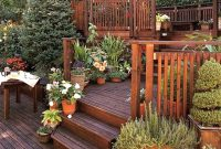 Lovely Sloped Backyard Deck Ideas – Talentneeds – for Fresh Sloped Backyard Ideas