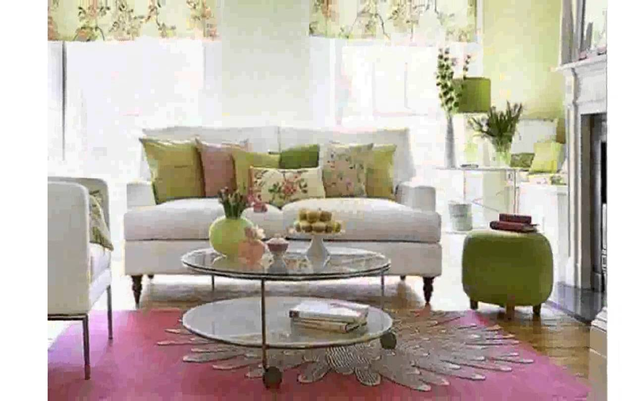Lovely Small Living Room Decorating Ideas On A Budget - Youtube in Decorating Small Living Room