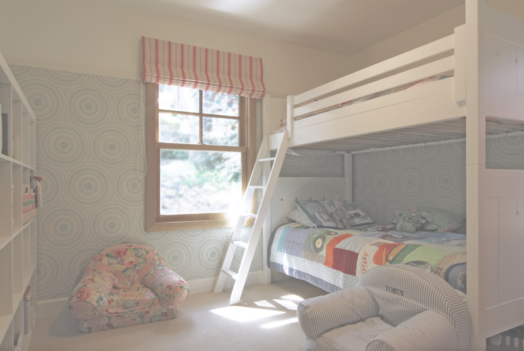 Lovely Small Spaces: A Shared Children's Bedroom. - Penelope Jones Interior pertaining to Small Shared Bedroom