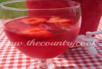 Lovely Sparkling Strawberry Punch Strawberry Daiquiri Strawberry Kool Aid within Beautiful Punch Recipes For Baby Shower