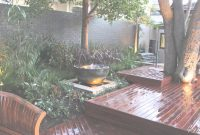 Lovely Split-Level Deck – Creative Ideas For Urban Outdoor Spaces – Youtube with Awesome Urban Backyard