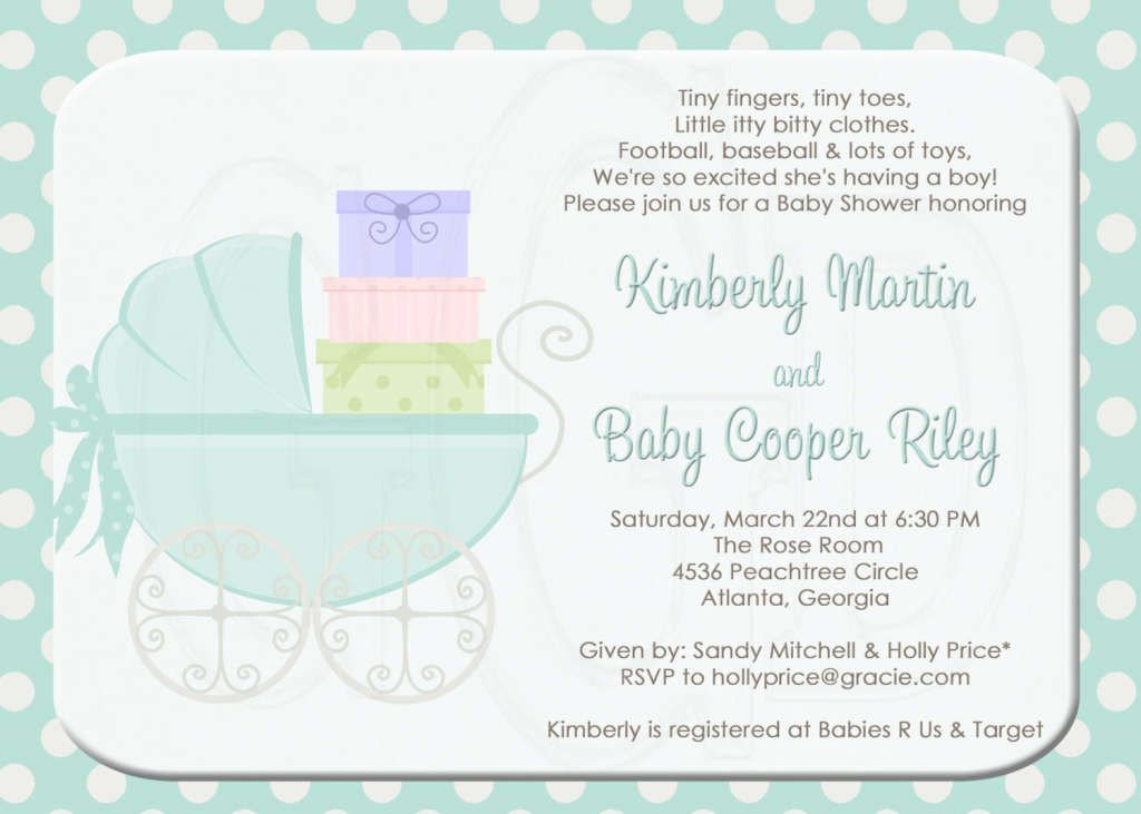Lovely Sprinkle Baby Shower Invitations Templates Elegant Baby Shower 2Nd within Review 2Nd Baby Shower