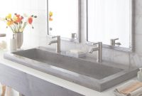 Lovely Sweet Trough Sinks For Bathrooms – Home Design Ideas with Unique Trough Sinks For Bathrooms