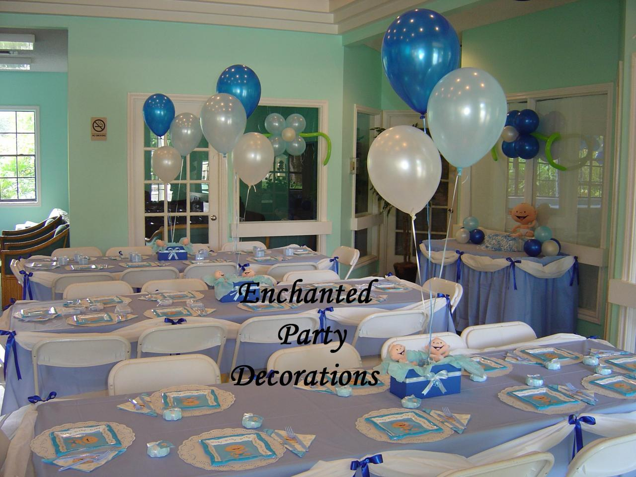 Lovely Table Decorations For Baby Shower Decor Cheap Centerpieces Boy pertaining to Lovely Baby Shower Table Decorating Ideas