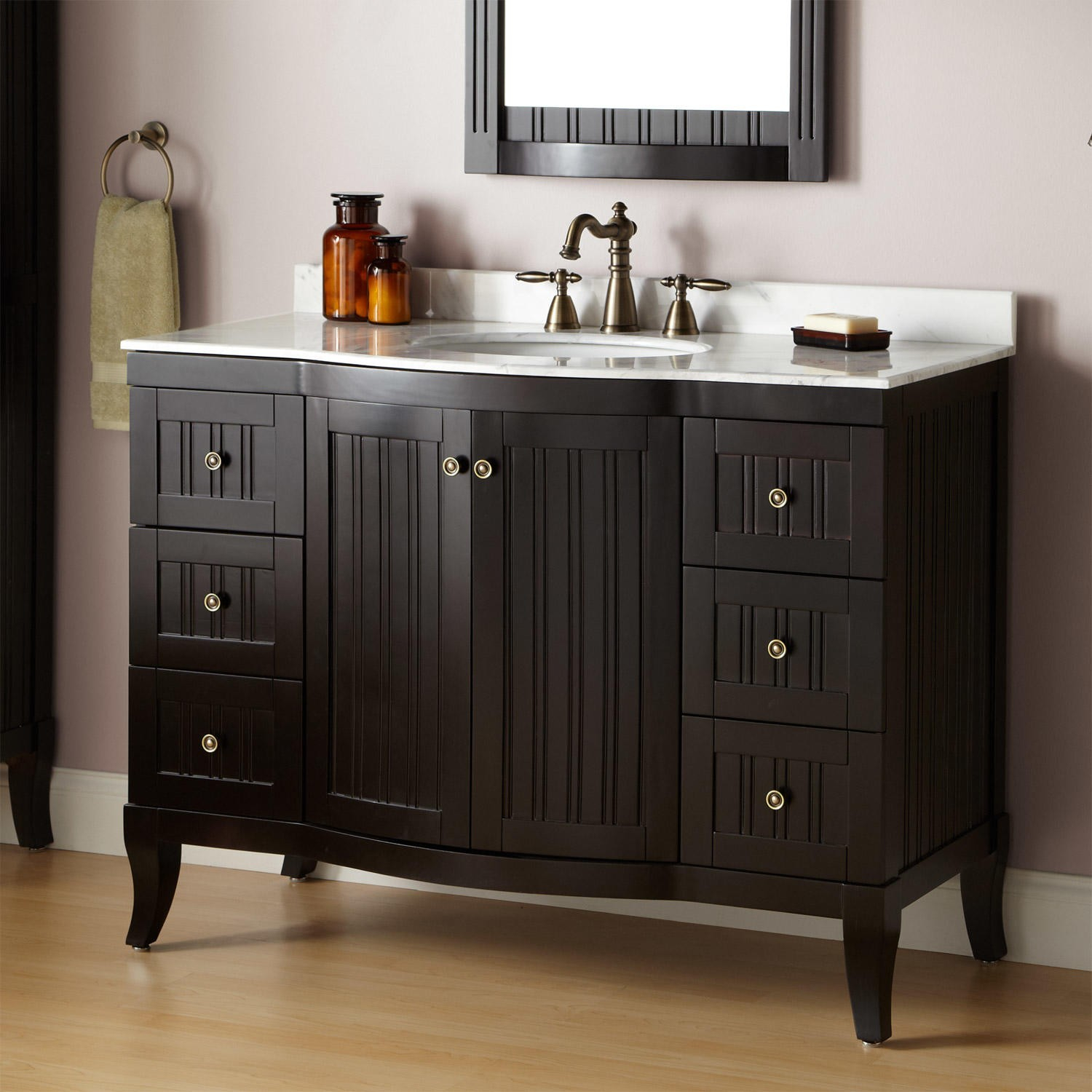 Lovely Table : Excellent Bath Vanities Without Tops 19 Unparalleled 42 Inch regarding Beautiful 42 Inch Bathroom Vanity Combo