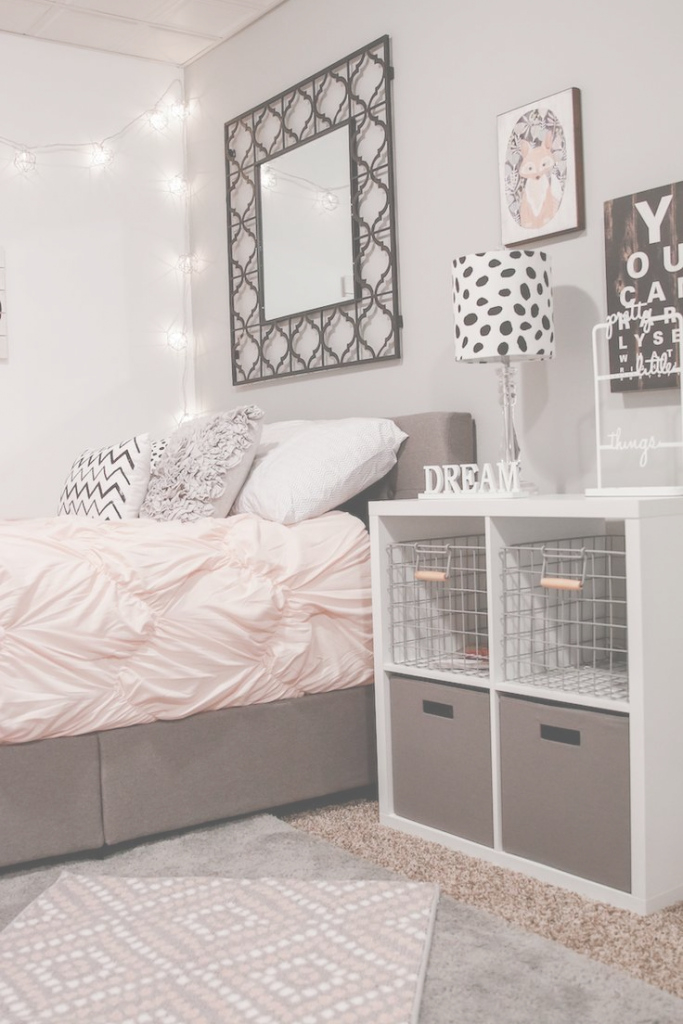 Lovely Teen Girl Bedroom Ideas And Decor | Bedroom | Pinterest | Teen intended for Small Teenage Girl Bedroom