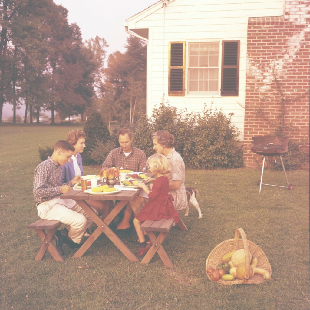 Lovely The American Backyard After Wwii | Living The Country Life for Awesome American Backyard