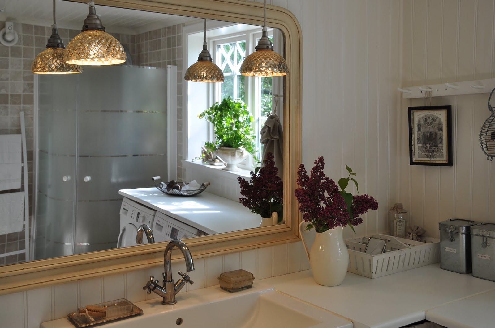 Lovely The Best Lighting Solutions For Small Bathroom pertaining to Bathroom Pendant Lighting Ideas