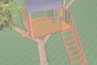 Lovely The Best Way To Build A Treehouse – Wikihow throughout Easy Treehouse Plans Free
