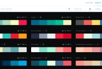 Lovely The Do's And Don'ts Of Infographic Color Selection – Venngage regarding Color Palette Maker