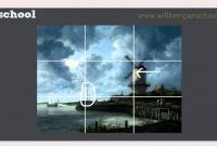 Lovely The Rule Of Thirds In Landcape Paintingwill Kemp – Youtube in Beautiful Landscape Painting Composition