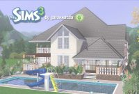 Lovely The Sims 3 House Designs – Prestigious Elegance – Youtube within Sims 3 House Layouts