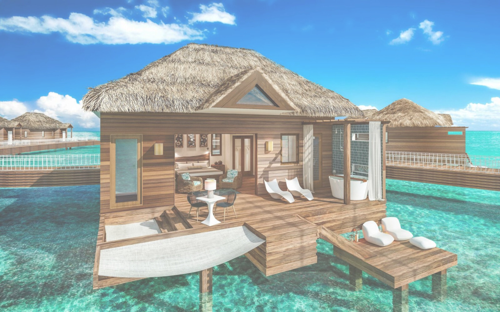Lovely The World's Best Hotel Rooms: Top 5 Overwater Villas - Kenwood intended for Overwater Bungalows All Inclusive