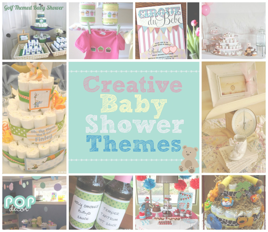 Lovely Theme Ideas For Baby Shower | Omega-Center - Ideas For Baby regarding Best of Popular Baby Shower Themes