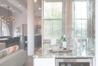 Lovely West Village Renovation Transforms A '70S Loft Into An Elegant Home intended for Beautiful The Kitchen Table Nyc