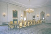 Lovely White House Rooms: State Dining Room – John F. Kennedy Presidential with regard to Elegant White House State Dining Room