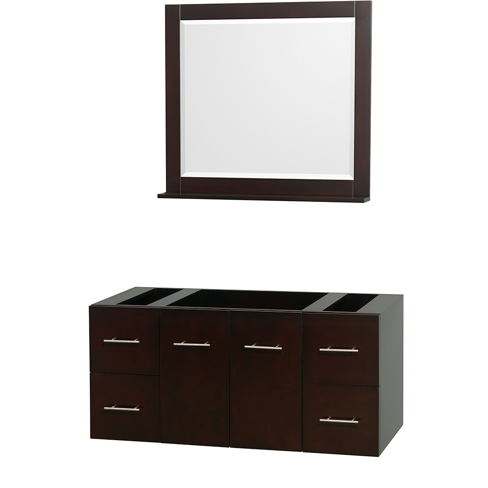 Lovely Whyndham Collection for Inspirational Bathroom Vanity No Sink