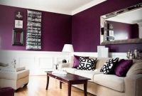 Lovely Wonderful Purple Living Room Themes Color Ideas : Fabulous Purple regarding Fresh Living Room Themes