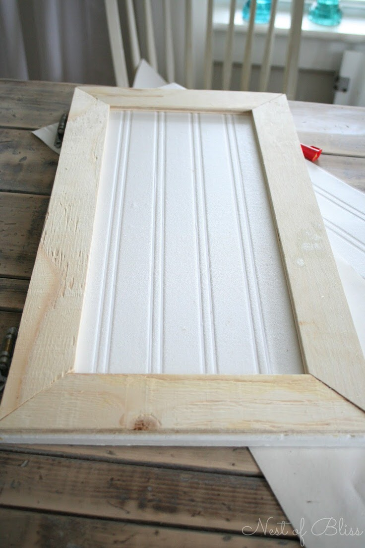 Modern 10 Diy Projects - How To Install Beadboard And More | Decorating regarding Fresh Diy Beadboard