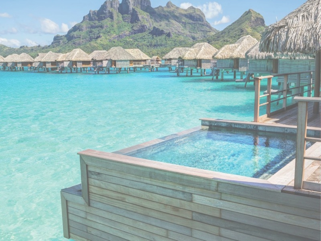 Modern 14 Best Overwater Bungalow Resorts 2018 With Prices Overwater with High Quality Hawaii Overwater Bungalows