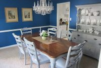 Modern 20 Blue Dining Room Ideas For 2018 with regard to Review Light Blue Dining Room