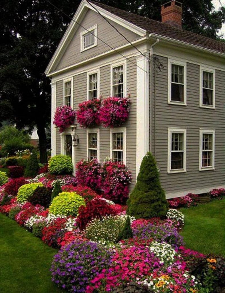 Modern 31 Amazing Front Yard Landscaping Designs And Ideas - Remodeling Expense with regard to Landscape Design Front Yard