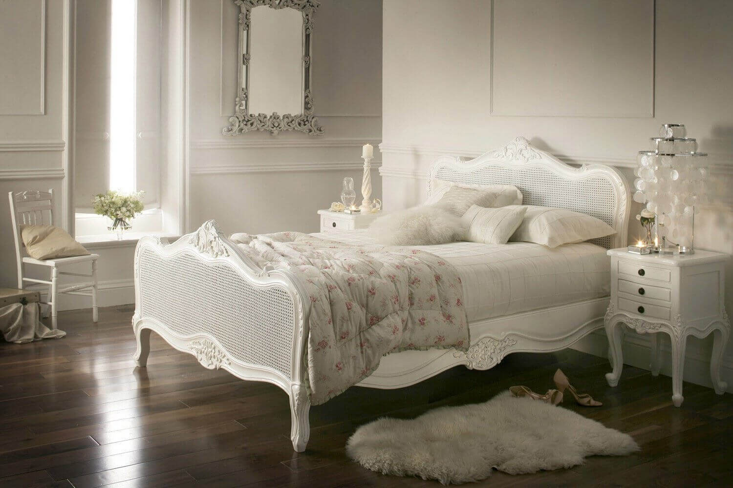 Modern 33 Best Vintage Bedroom Decor Ideas And Designs For 2018 inside Vintage Bedroom