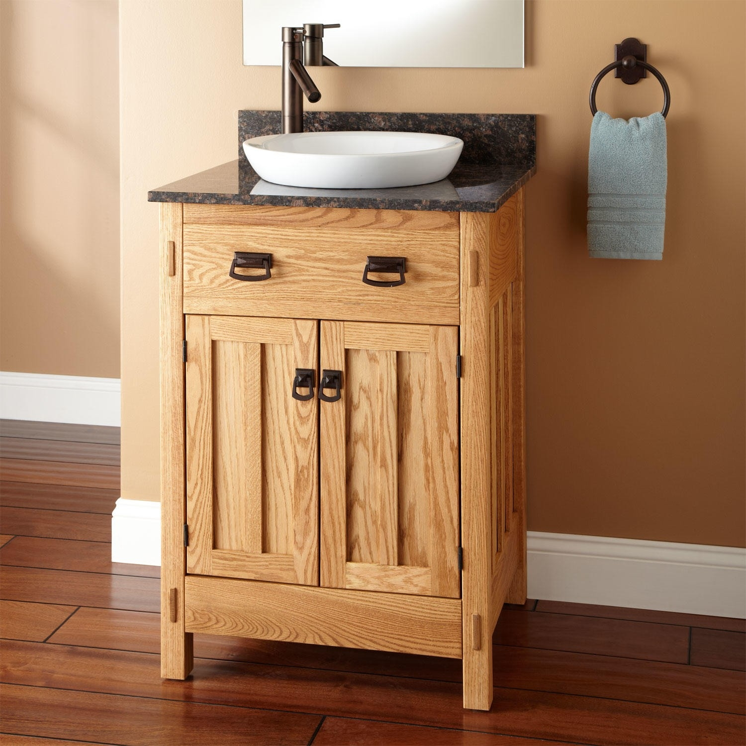 Modern 36 Mission Style Bathroom Vanity | Modern Bathroom Decoration intended for Mission Style Bathroom Vanity