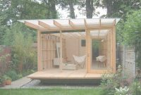 Modern 45 Smart And Creative Backyard Studio Shed Design Ideas – Decoremodel with Creative Backyard Ideas