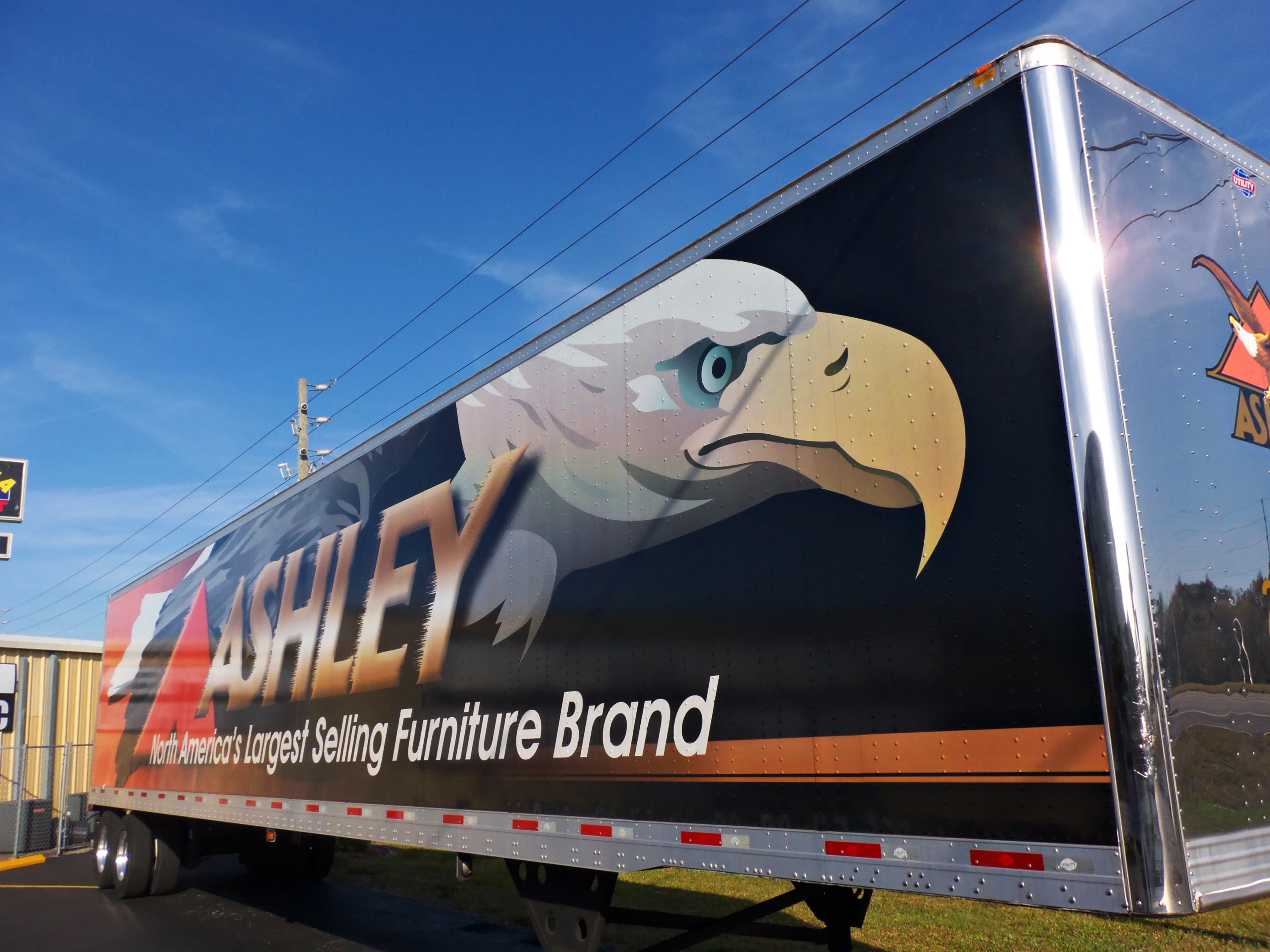 Modern Ashley Furniture Fined $1.76M For Safety Violations | Wisconsin within Luxury Ashley Furniture Trucking
